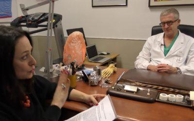 Intervista al Dottor Caprio – Specialista in chirurgia del piede e del ginocchio